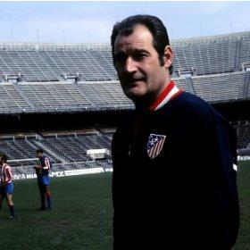 Felpa Vintage Atletico Madrid 1969