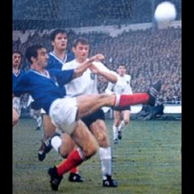 Maglia Francia 1966