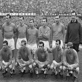 Maglia vintage Olanda 1966