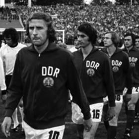 Felpa DDR (Germania Est) anni 70