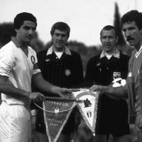 Maglia storica AS Roma 1984
