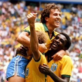 Maglia Brasile 1986