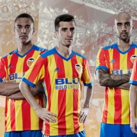 Seconda Maglia Valencia 2017-2018 | Bambino