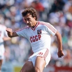 Maglia Unione Sovietica (CCCP) away 1986