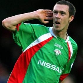 Maglia storica Cork City FC 2004-05