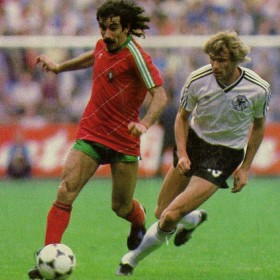 Maglia storica Portogallo 1984