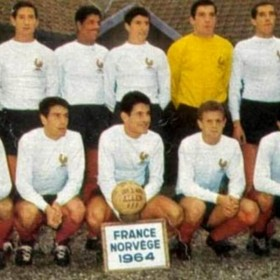 Seconda maglia Francia anni 60