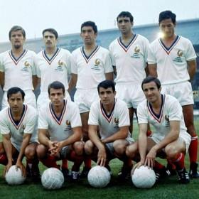 Maglia Francia 1966 Away