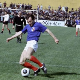 Maglia Francia Olimpiadi 1968