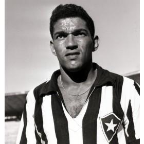 Maglia storica Botafogo anni 60-70