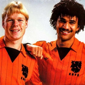 Maglia storica Olanda 1983/84