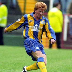 Maglia storica Leeds United 1994 Away