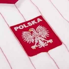 Maglia storica Polonia 1982 casa