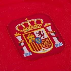 Spagna 1984 Maglia Storica Calcio