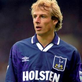 Maglia storica Tottenham Hotspur 1994 Away
