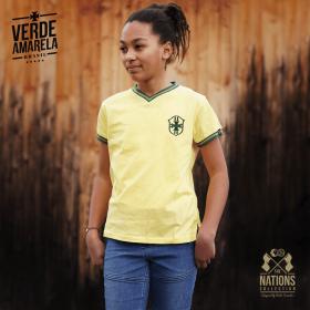 Brasile | Verde | Amarela | Bambino