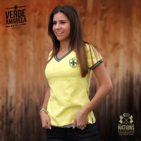 Brasile | Verde Amarela | Donna