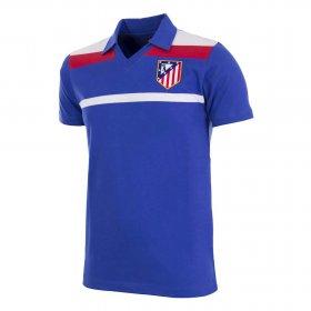 Maglia storica Atletico Madrid 1985-86 | Terza maglia Blu