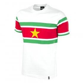Maglia Suriname anni 80