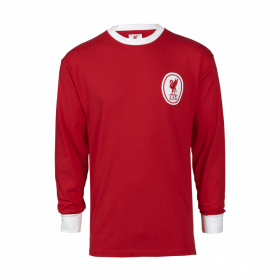 c5838d016a Maglie Storiche Ufficiali Liverpool FC | Retrofootball®