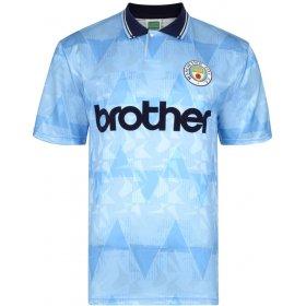 Maglia Manchester City 1989-90