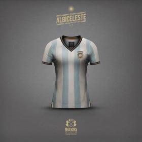 Argentina | La Albiceste | Donna