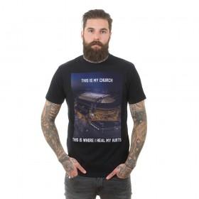 Amsterdam Arena x COPA T-shirt   Black