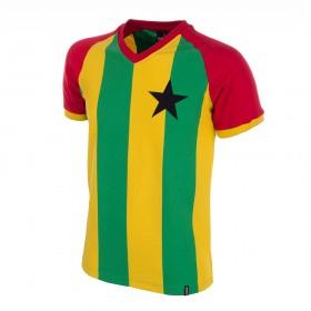 Maglia Ghana anni 80