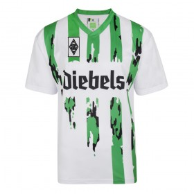 Maglia finale Borussia Moenchengladbach 1995 Cup
