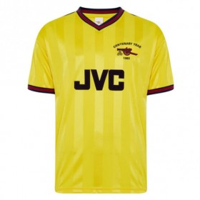 Maglia storica Arsenal 1985-86 Ospiti Centenario