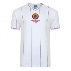 Maglia storica Aston Villa 1982 Finale Coppa Campioni