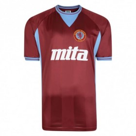 Maglia storica Aston Villa 1984-85