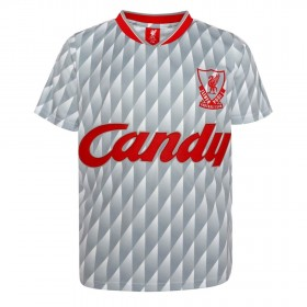 Liverpool FC 1989-90 Away Kid