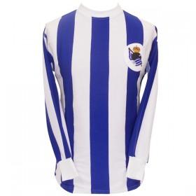 Maglia storica Real Sociedad anni 60