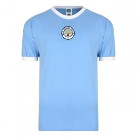 Manchester City 1972 retro shirt product photo