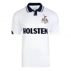 Maglia storica Tottenham Hotspur 1991 FA Cup Final