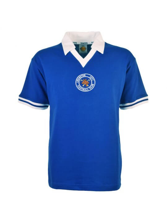 Maglia Leicester City 1976-79