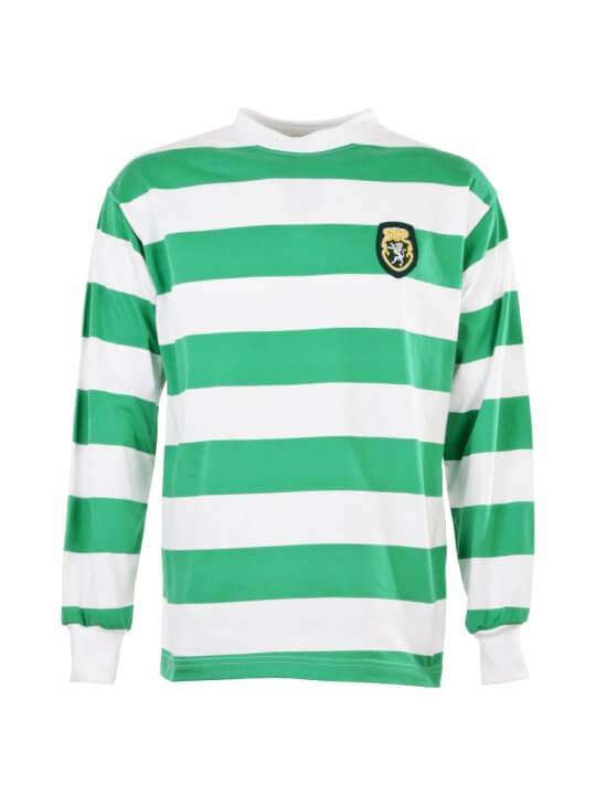 Maglia Sporting Lisbona anni 50/60