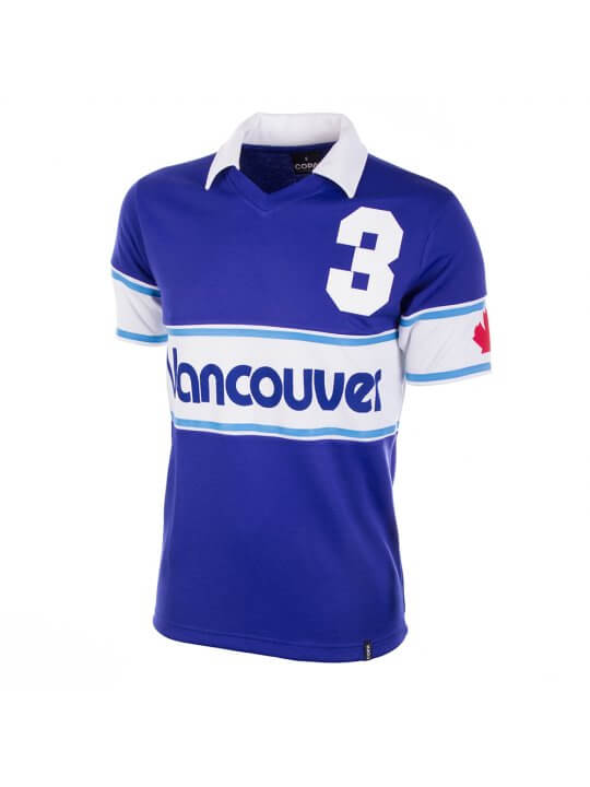 Maglia Vancouver Withecaps 1980