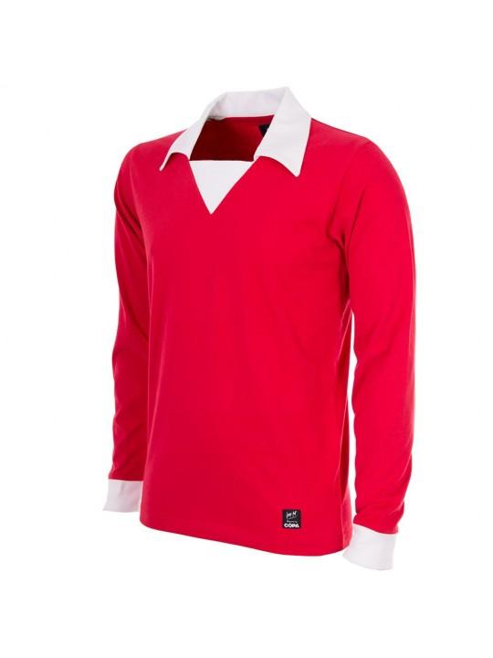 Maglia Manchester United anni 70 - George Best
