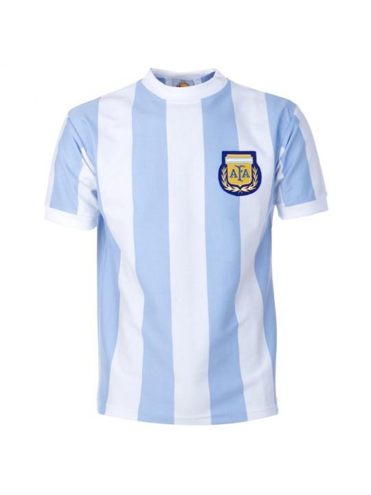 Maglia Argentina Maradona replica Le Coq Sportif
