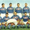 Maglia vintage Sampdoria anni 50 | 1956-1957