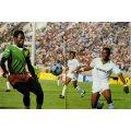 Maglia storica calcio della Nigeria