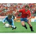 Butragueño 1986 Spagna anni 80