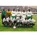 Maglia storica calcio del Senegal