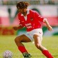 Rui Costa con la maglia del SL Benfica 1992-93