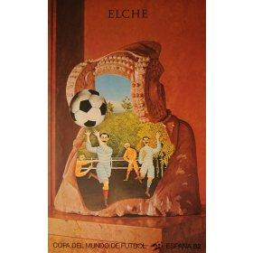 Cartel Oficial de Elche - La Dama y el Aduanero de Kolář