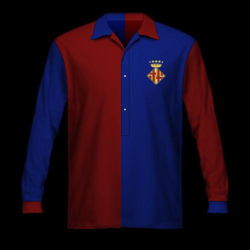 Maglia FC Barcelona 1899