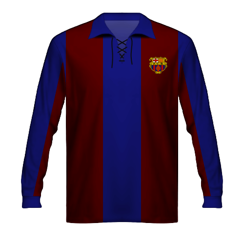 Camiseta FC Barcelona 1912