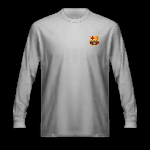 Maglia bianca del Barcellona 1966